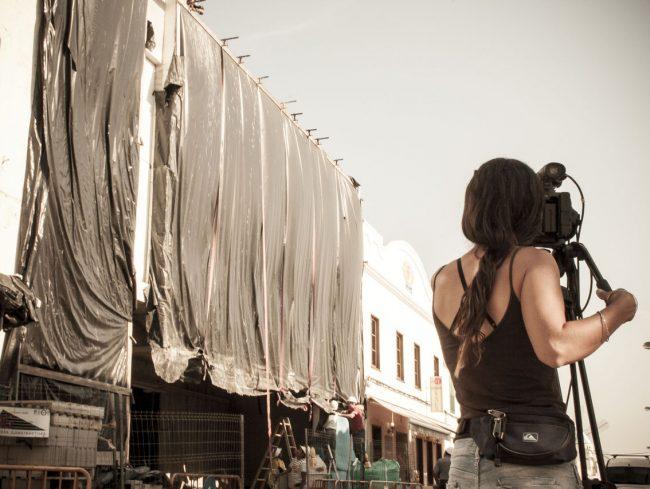 rodatge documental Un teatre obert al cós