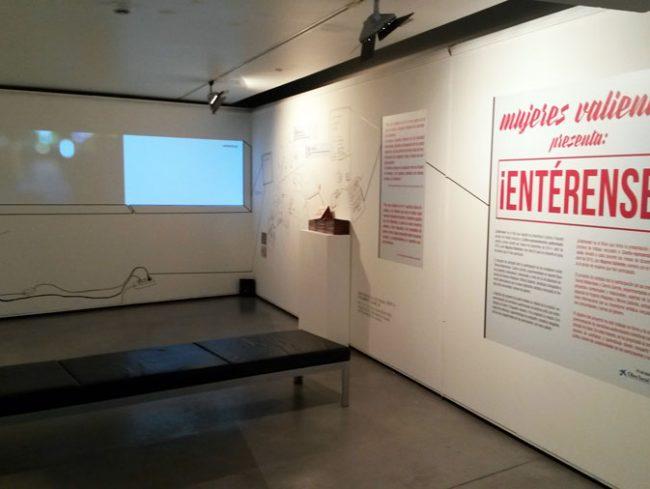 Exposicio Enterense Mujeres Valientes Es Baluard Palma Mallorca